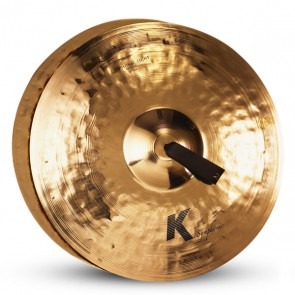 "Zildjian 20"" K Zildjian Symphonic Light Brilliant Pair"