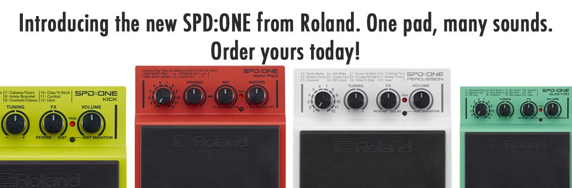 SPD One pre-order