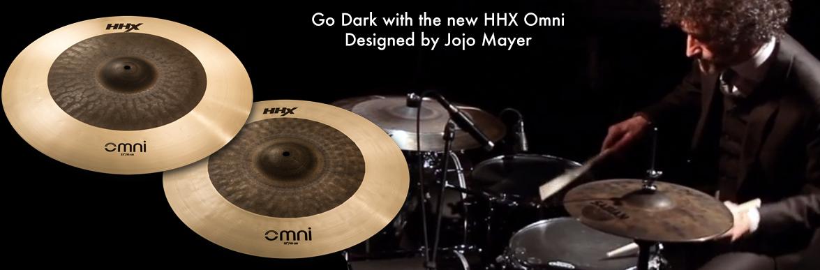 Sabian Omni HHX Cymbals