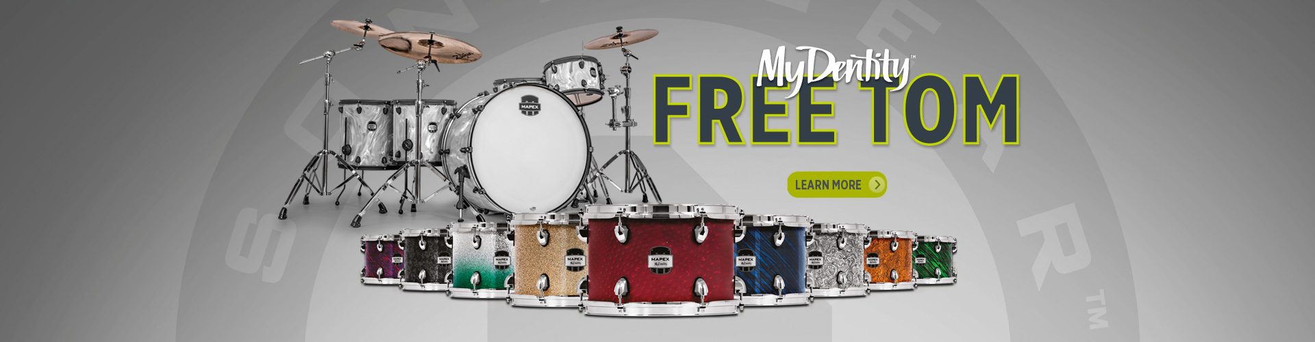 Mapex MyDentity Free Tom