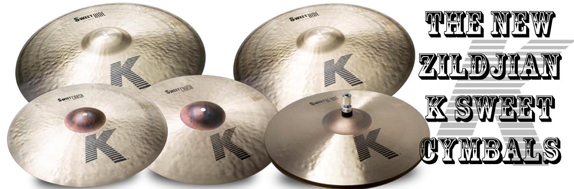 Zildjian K Sweet Cymbal Collection
