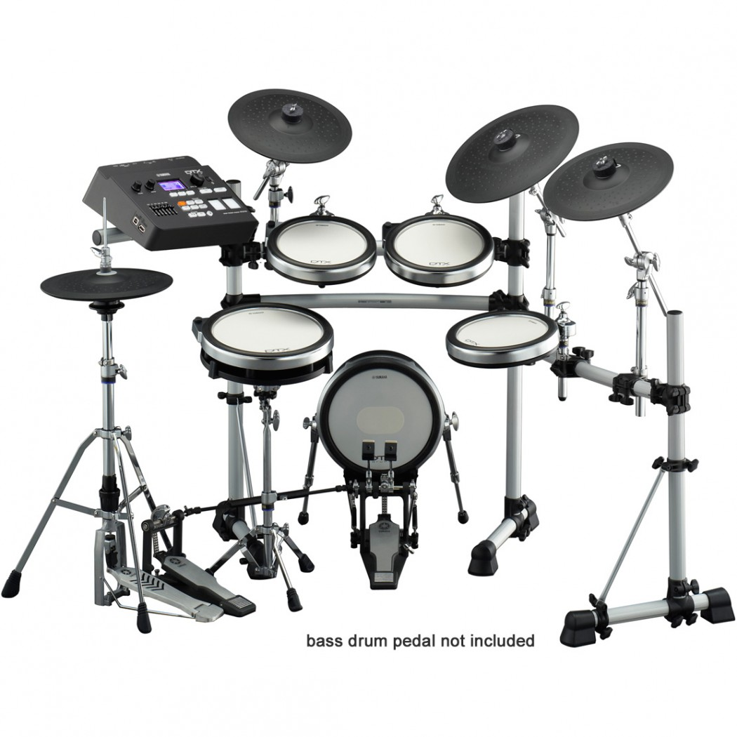 yamaha dtx790k electronic drum set used floor model demo set
