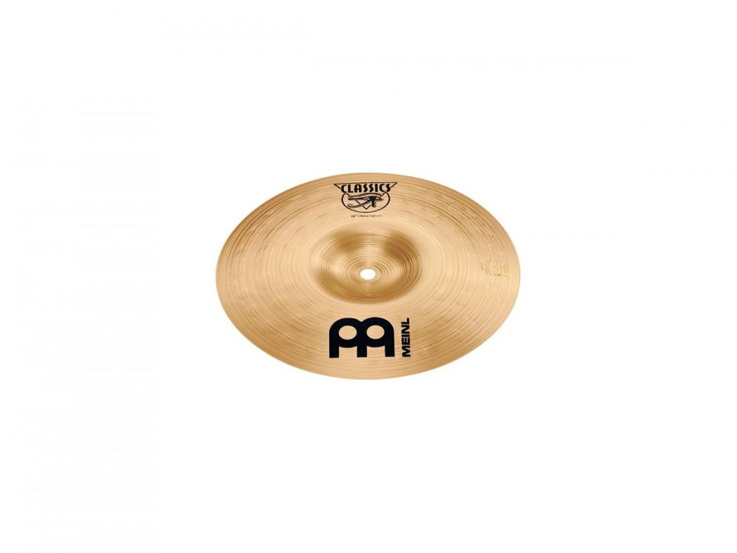 "Meinl Classics 10/"" China Splash C10CS Cymbal"