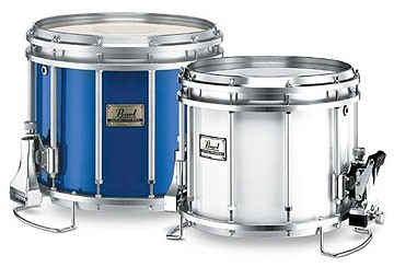 Pearl Championship Series FFX Marching Snare Drum PL FFX1XXX A Zoom