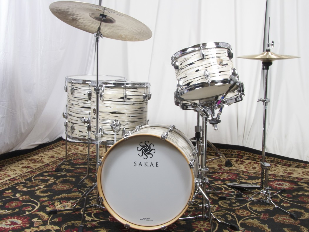 Sakae trilogy series bop kit 12 14 16 18 with for 16 x 12 floor tom