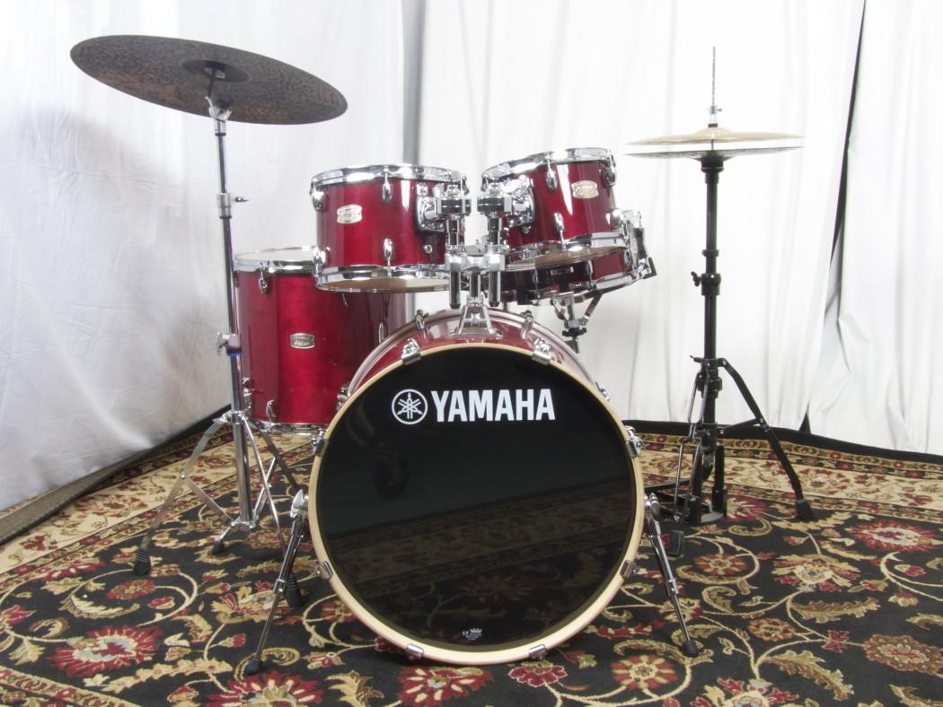 yamaha stage custom birch drum set. Black Bedroom Furniture Sets. Home Design Ideas