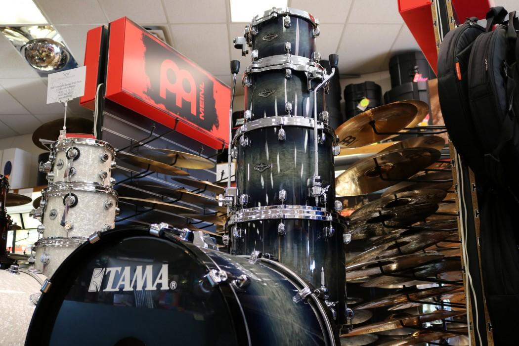 Yamaha Bass Drum Mount Cover