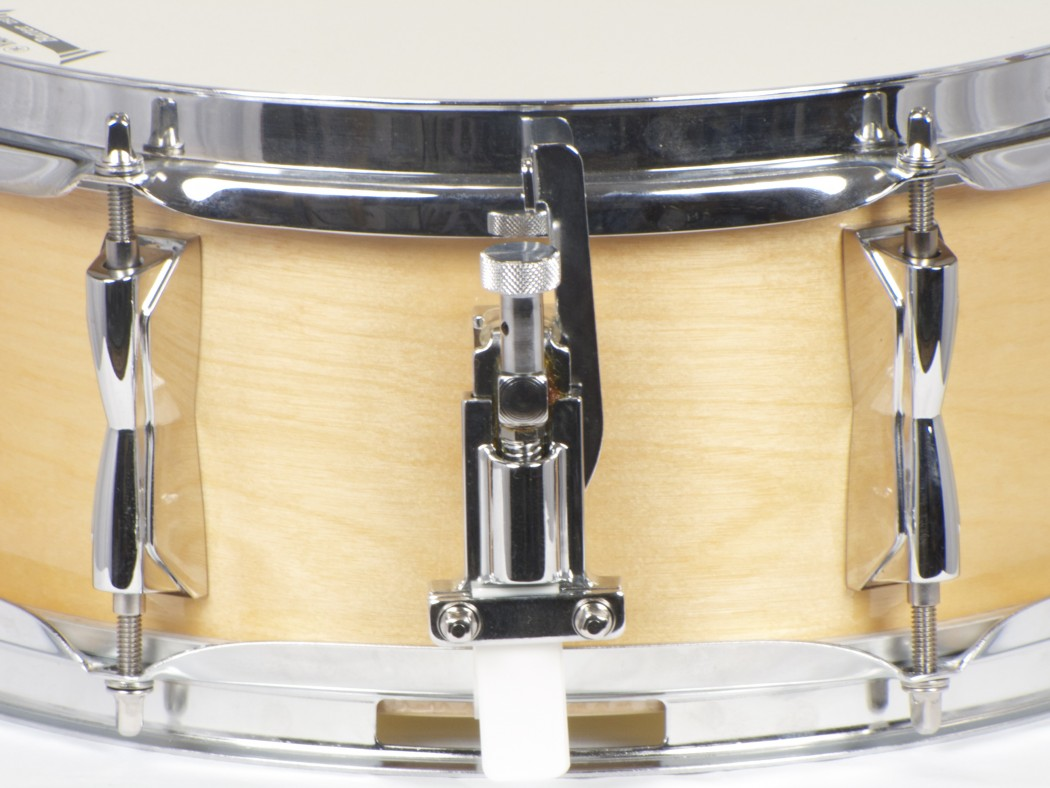 8ad1d5b3f34c Yamaha Stage Custom Birch 12x5 Snare Drum in Natural Wood