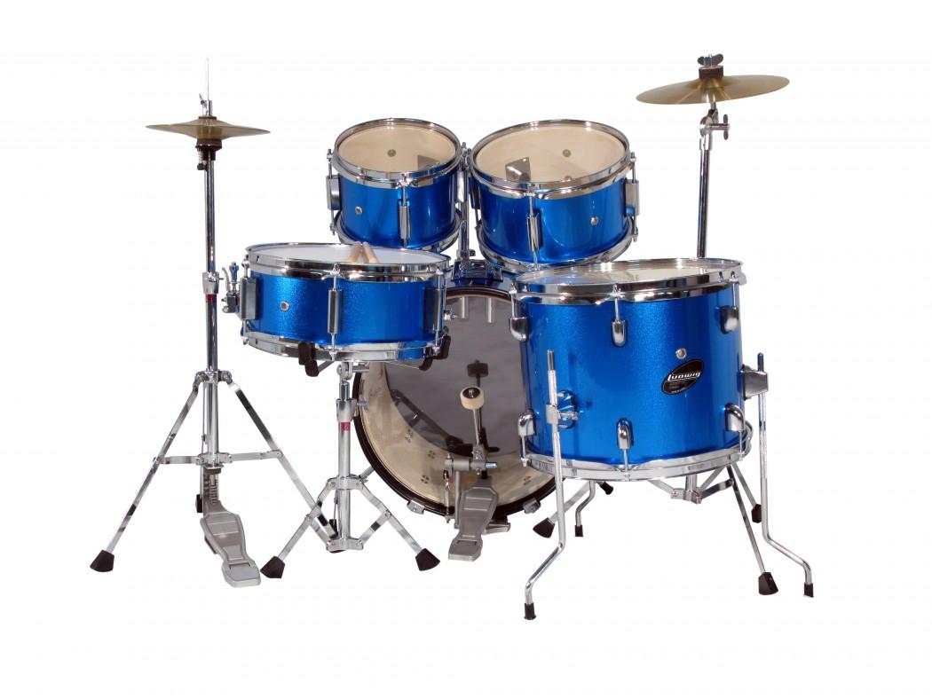 ludwig junior outfit drum set. Black Bedroom Furniture Sets. Home Design Ideas