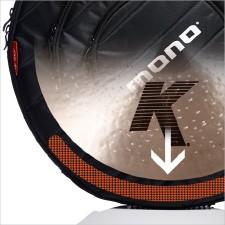 Mono Cymbal Case 22 M80 Cy22 Blk
