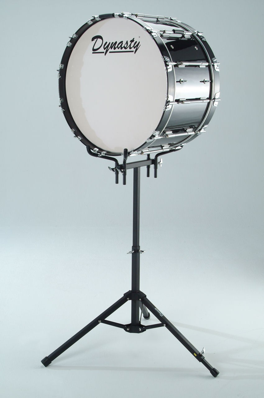 Dynasty Marching Bass Drum Stand DY P22 DBPS