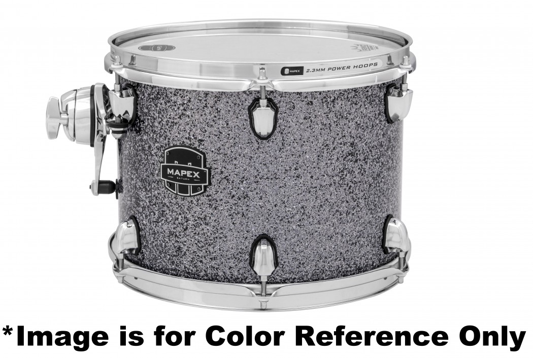 Mapex Saturn Mh 14 X 14 Floor Tom Granite Sparkle