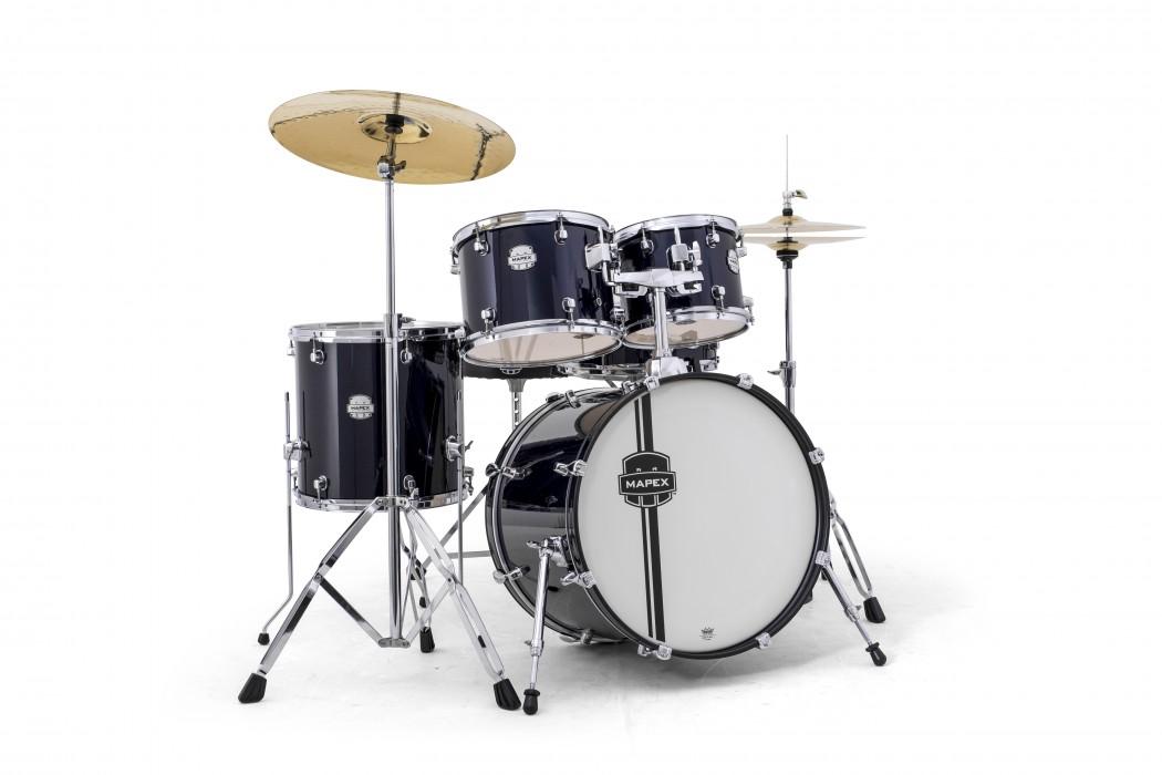 Mapex Voyager 5pc Jazz Drum Set 20 X16 10 X8 12 X9 14 X14