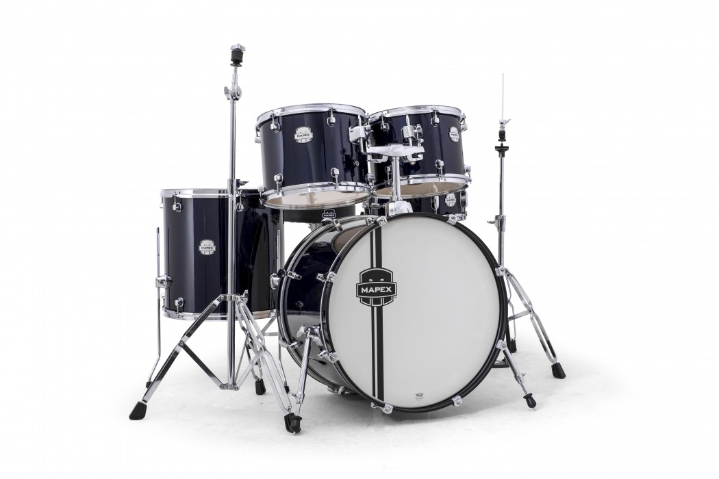 Mapex Voyager 5pc Standard Drum Set 22 X16 12 X9 13 X10 16