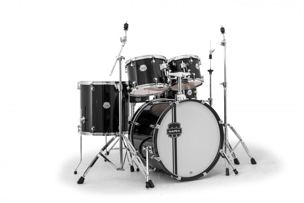 Mapex Voyager Rock 5pc Drum Set 22 X16 10 X8 12 X9 16 X16