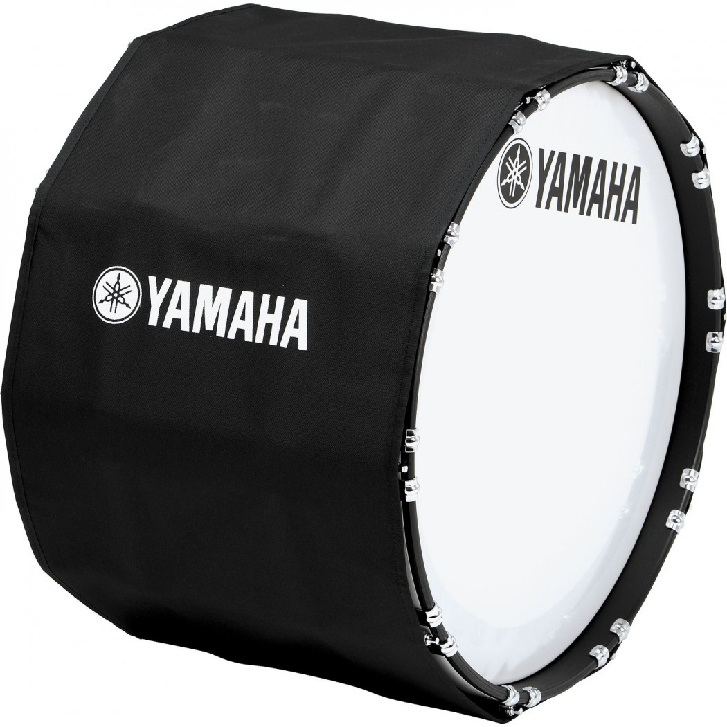 Yamaha Marching Drum Covers Blue