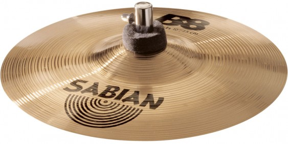 "SABIAN 10"" B8 Splash Cymbal"