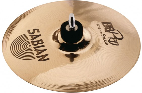 "SABIAN 10"" B8 Pro Splash Cymbal"