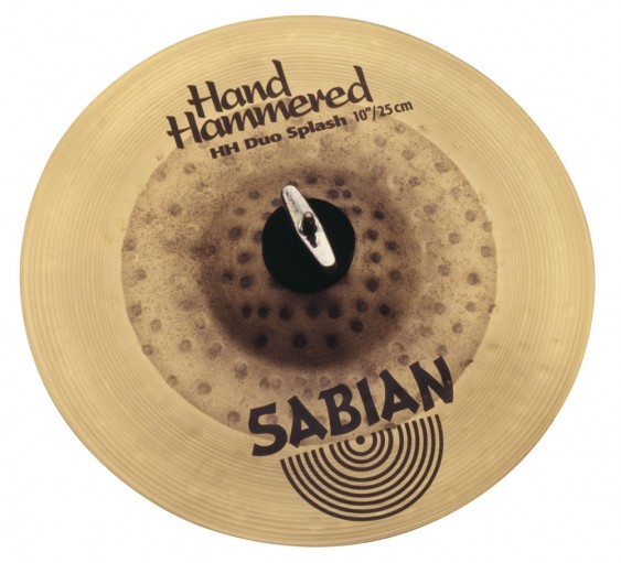 "Sabian 10"" HH Duo Splash Brilliant Finish"