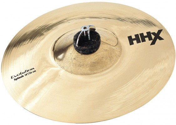"Sabian 10"" HHX Evolution Splash Brilliant Finish"