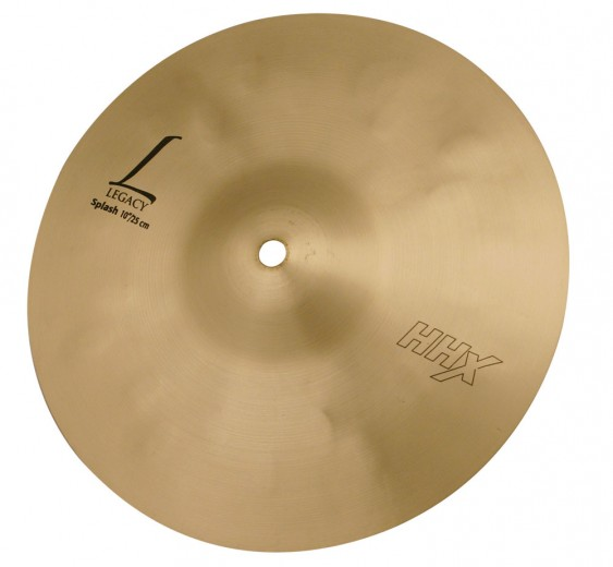 "SABIAN 10"" HHX Legacy Splash Natural Cymbal"