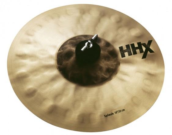 """Sabian 10"""" HHX Splash Brilliant Finish"""