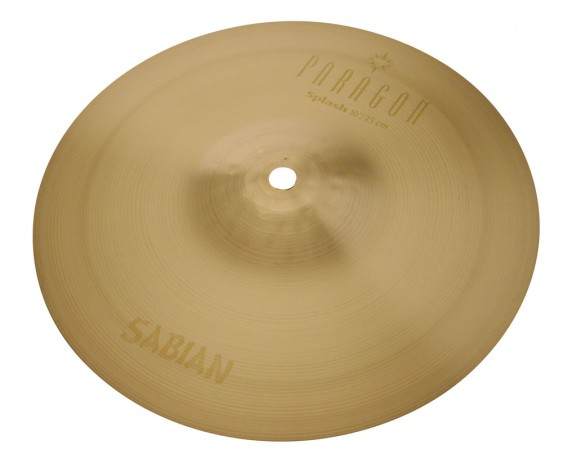 "SABIAN 10"" Paragon Splash with Stacker Cymbal"