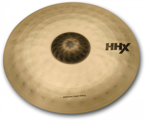 "SABIAN 19"" HHX X-Treme Crash Cymbal"
