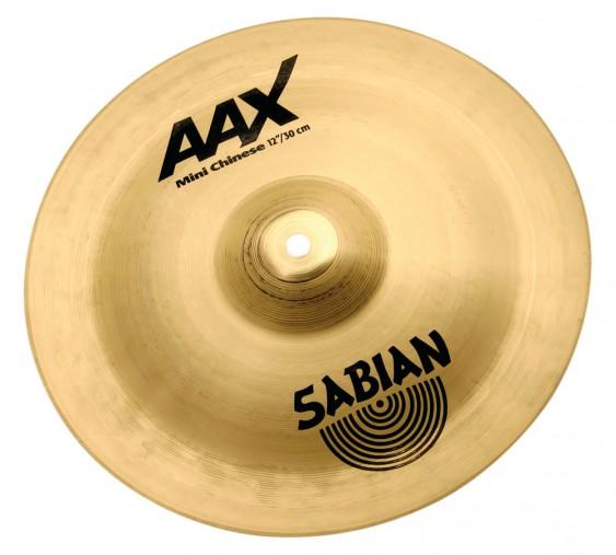 "Sabian 12"" AAX Mini Chinese Brilliant Finish"