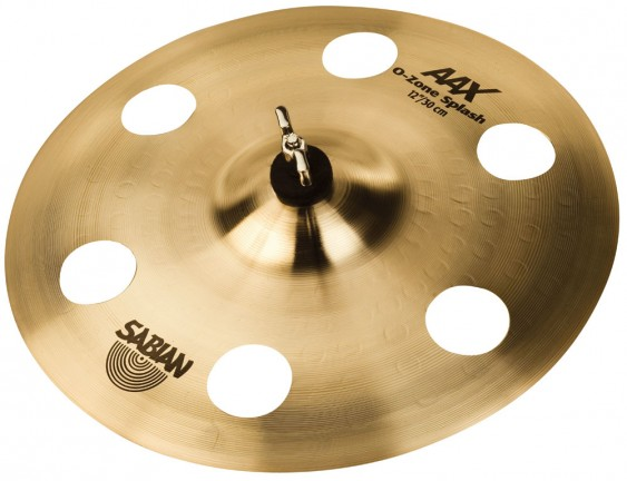 "Sabian 12"" AAX O-Zone Splash"