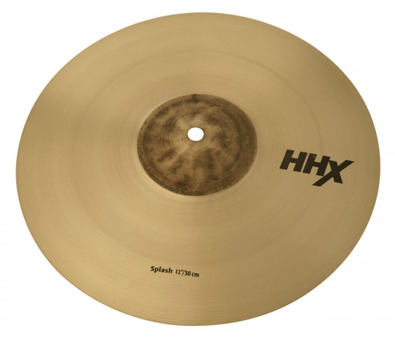 "Sabian 12"" HHX Splash Brilliant Finish"