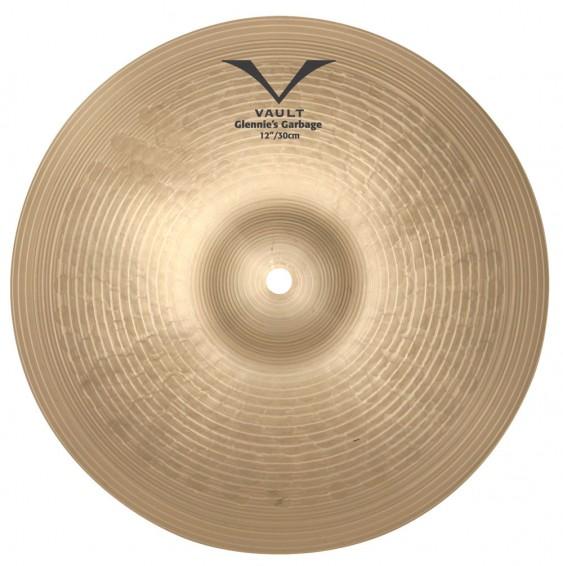 "SABIAN 10"" Vault E. Glennie's Garbage Splash Cymbal"