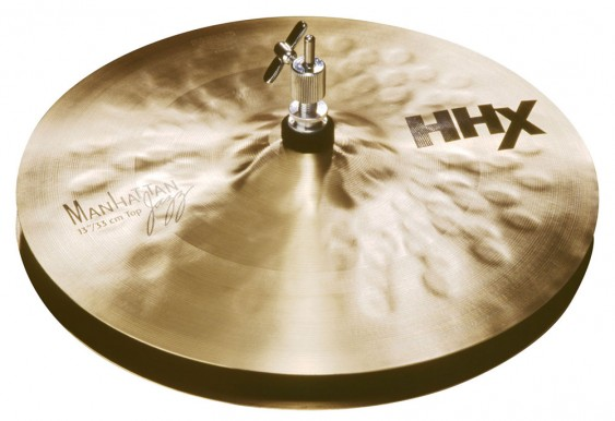 "SABIAN 13"" HHX Manhattan Jazz Cymbal Hats"