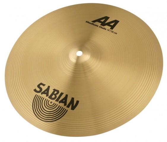 """Sabian 14"""" AA M Hats"""