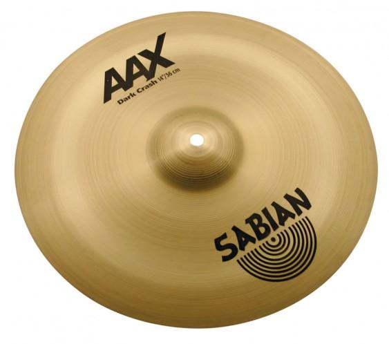 """Sabian 14"""" AAX Dark Crash"""