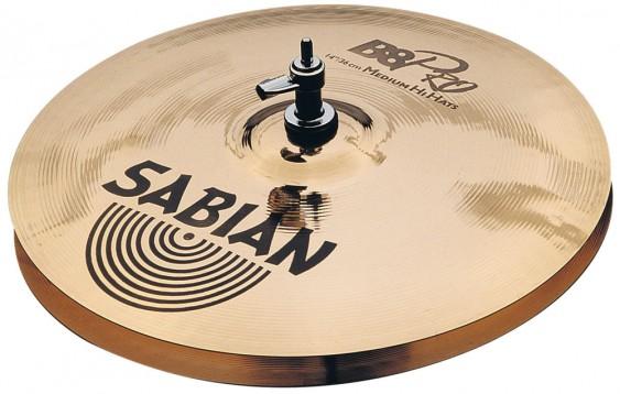 "SABIAN 14"" B8 Pro Medium Cymbal Hats"