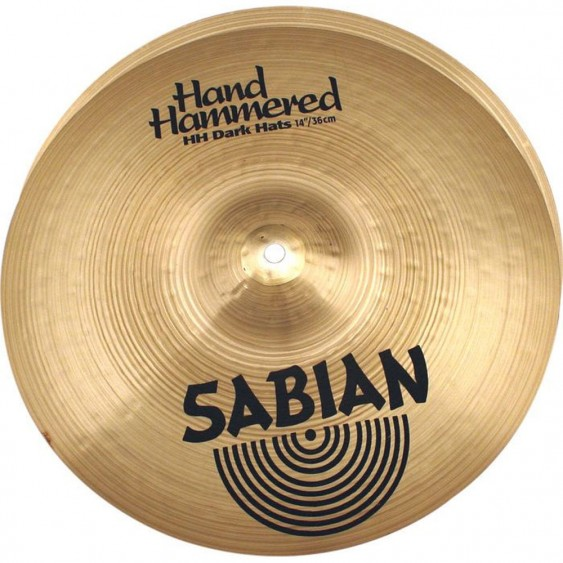 "Sabian 14"" HH Dark Hi-Hats"