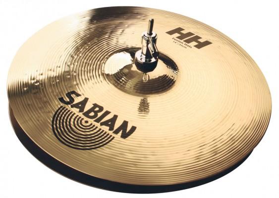 """Sabian 14"""" HH Fusion Hi-Hats"""