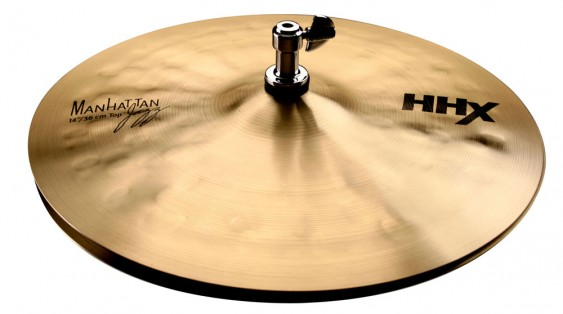 "SABIAN 14"" HHX Manhattan Jazz Cymbal Hats"