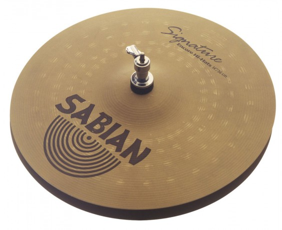 "SABIAN 14"" Vault JDJ Encore Cymbal Hats"