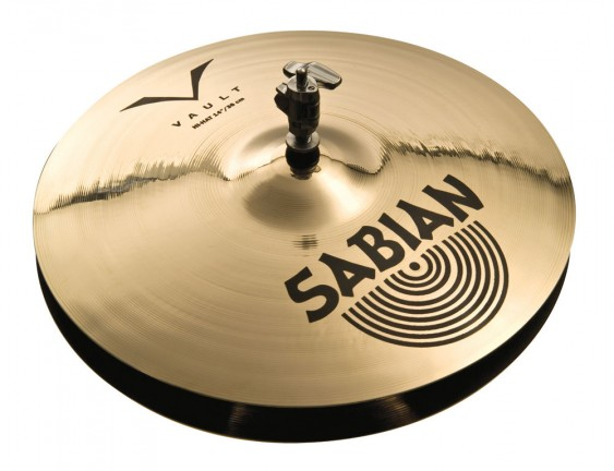 "SABIAN 14"" Vault V-Cymbal Hats"