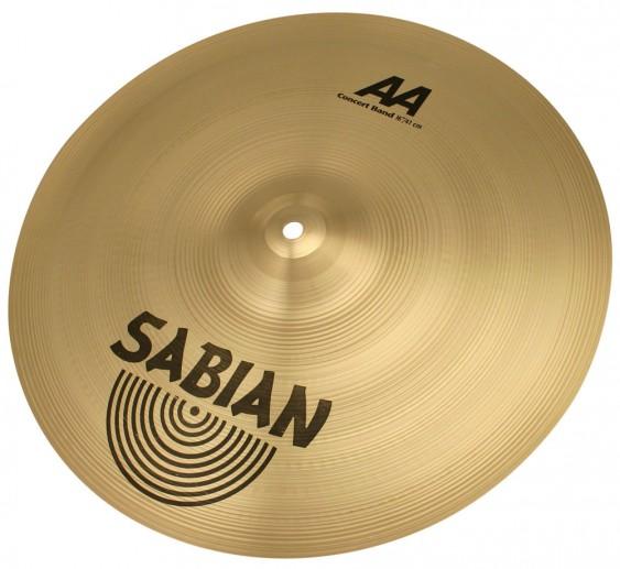 "Sabian 16"" AA Concert Band Brilliant"