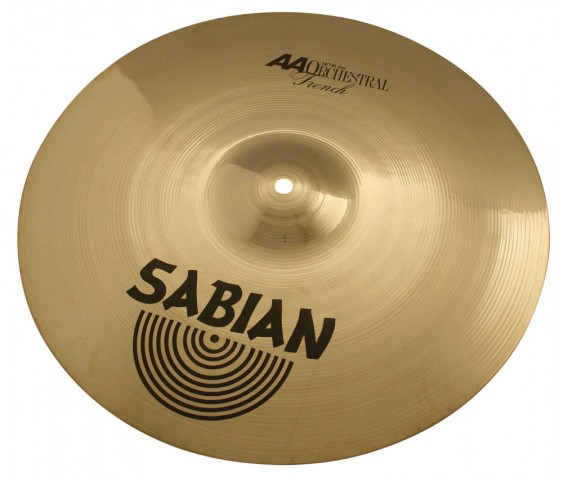 "SABIAN 19"" AA French Pair Cymbal"