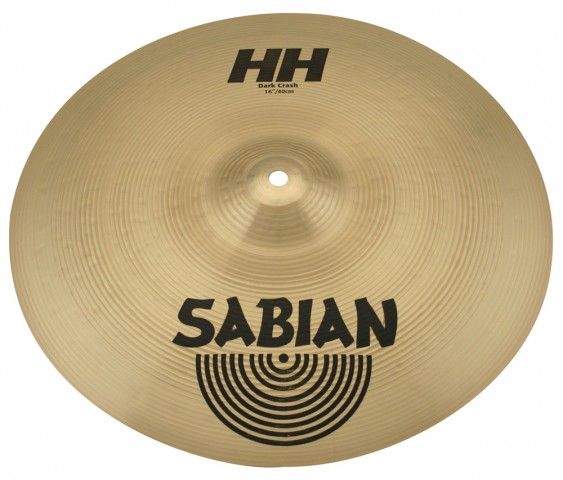 "SABIAN 16"" HH Dark Crash Cymbal"