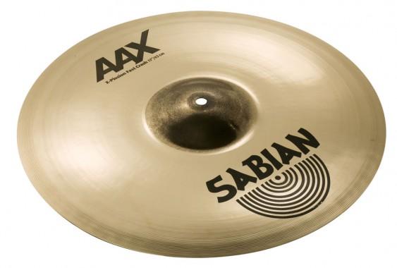 "Sabian 17"" AAX X-Plosion Fast Crash"