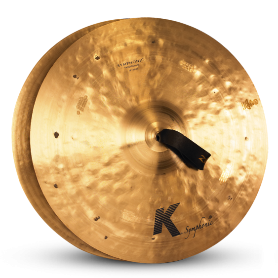 "Zildjian 18"" K Symphonic Series Single Cymbal"