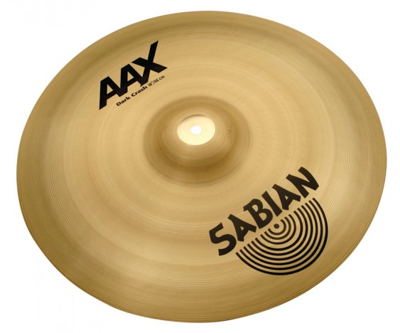 "Sabian 18"" AAX Dark Crash Brilliant Finish"