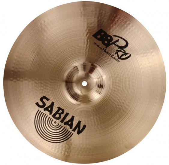"SABIAN 18"" B8 Pro Heavy Crash Cymbal"