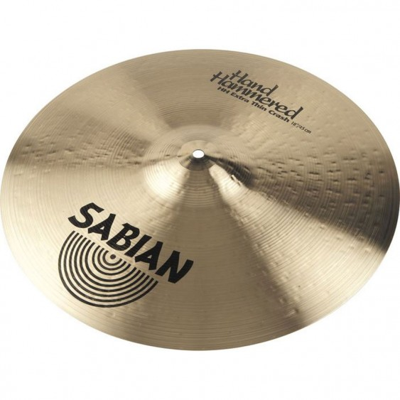 "SABIAN 18"" HH Extra Thin Crash Brilliant Cymbal"