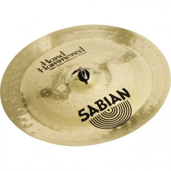 "SABIAN 18"" HH Thin Chinese Brilliant Cymbal"